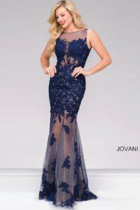 Plesové šaty Jovani 40999