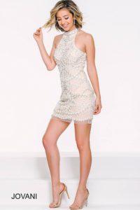 Koktejlové šaty Jovani 41053