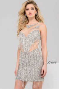 Koktejlové šaty Jovani 41058