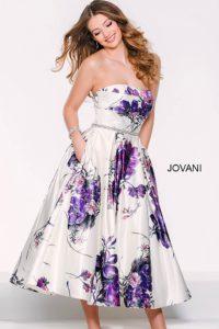 Koktejlové šaty Jovani 41085