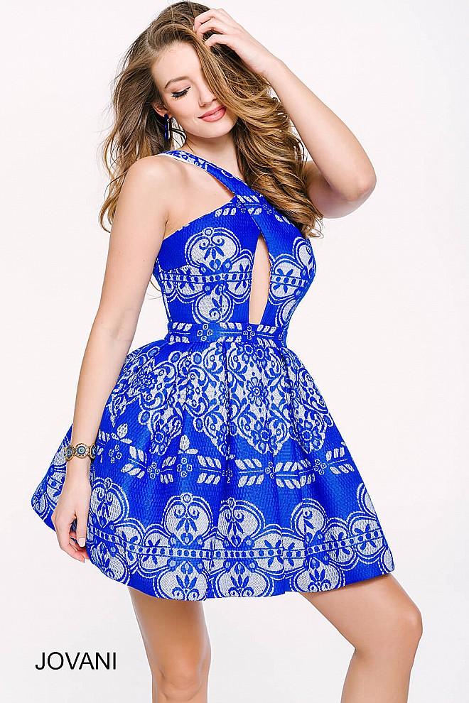 Maturitní šaty Jovani 41177