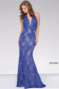 Plesové  šaty  skladem Jovani 41248