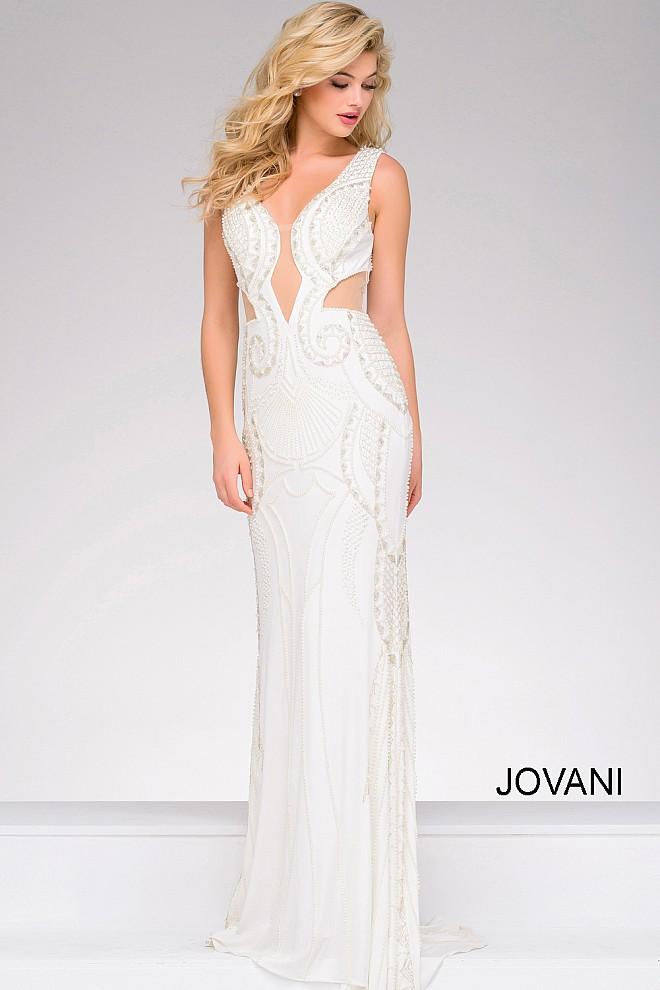 Luxusní šaty Jovani 41301