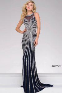 Plesové  šaty  skladem Jovani 41348