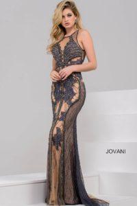 Plesové  šaty  skladem Jovani 41599