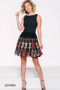Koktejlové  šaty  skladem Jovani 41725