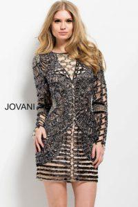 Koktejlové šaty Jovani 41851