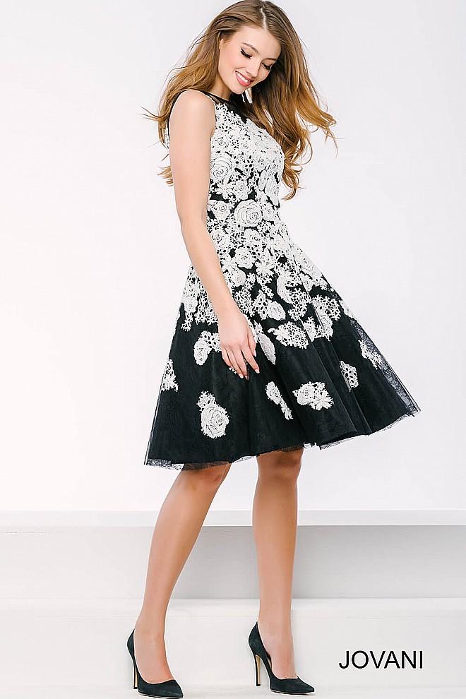 Koktejlové šaty Jovani 41953