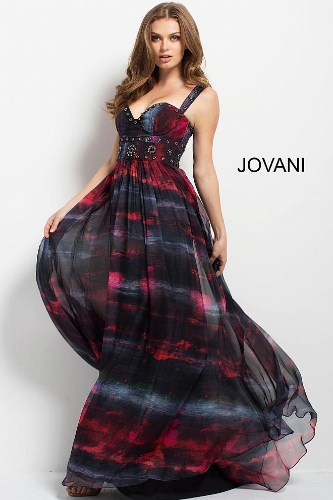 Plesové šaty Jovani 42717