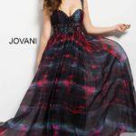 Plesové šaty Jovani 42717 foto 1