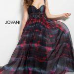 Plesové šaty Jovani 42717 foto 5