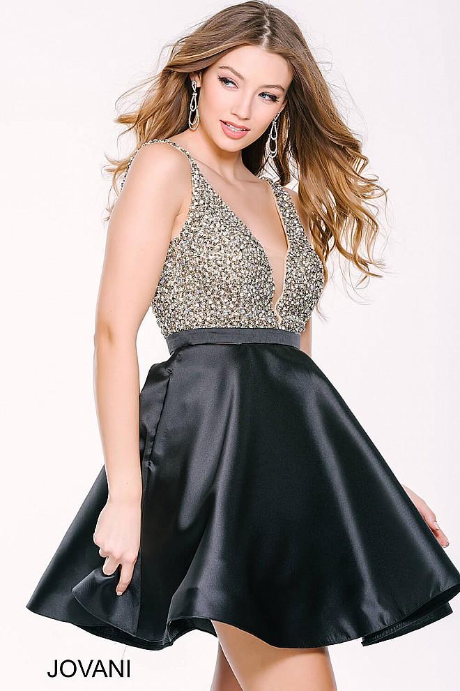 Maturitní šaty Jovani 42760