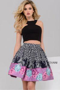 Koktejlové  šaty  skladem Jovani 42766