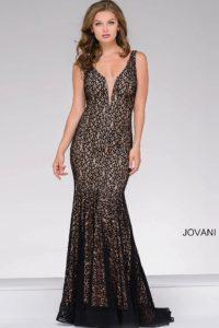 Plesové  šaty  skladem Jovani 42784