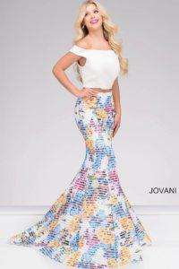 Plesové šaty Jovani 42800