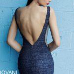 Koktejlové šaty Jovani 42863 foto 2