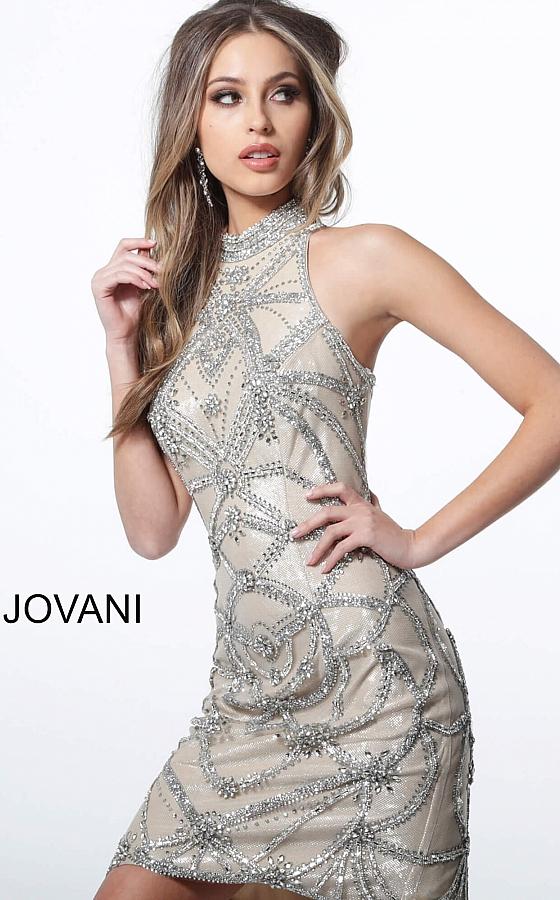 Koktejlové šaty Jovani 4295