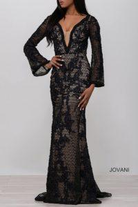 Plesové  šaty  skladem Jovani 42955