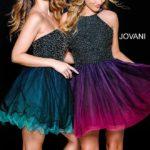 Koktejlové šaty Jovani 42206 foto 3