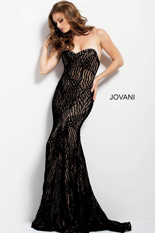 Plesové šaty Jovani 45032