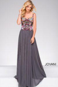 Plesové šaty Jovani 45053