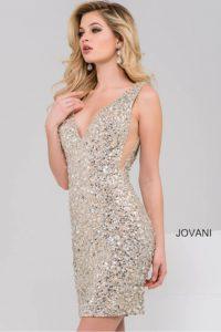 Koktejlové šaty Jovani 45060