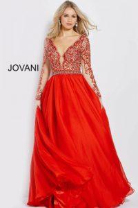 Plesové šaty Jovani 55207