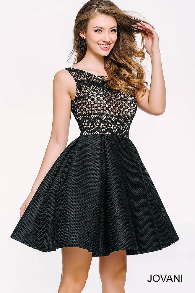 Koktejlové šaty Jovani 45155