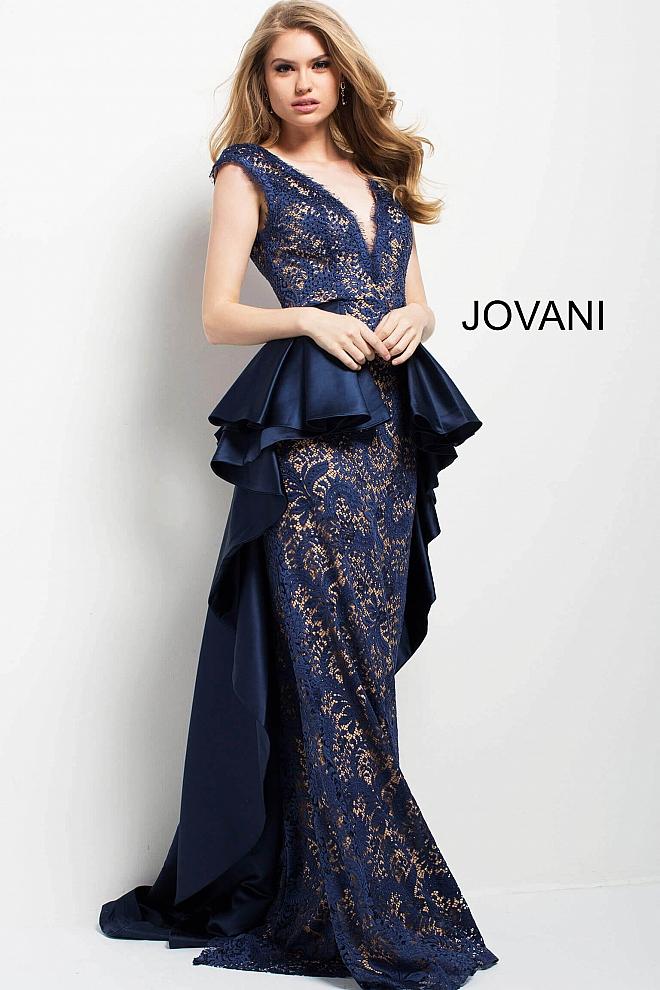Plesové šaty Jovani 45168