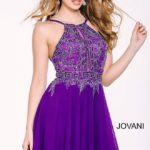 Koktejlové šaty Jovani 41611 foto 2