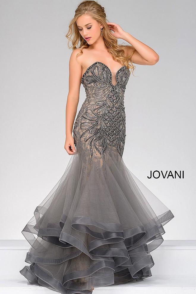 Plesové šaty Jovani 45550