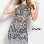Koktejlové šaty Jovani 45557 foto 1