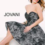 Koktejlové šaty Jovani 43500 foto 2