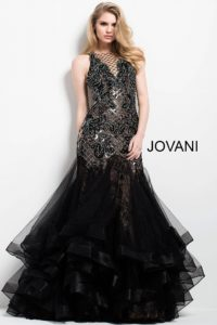 Plesové šaty Jovani 45996