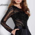 Večerní šaty Jovani 46066B foto 5