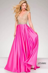Plesové šaty Jovani 46073