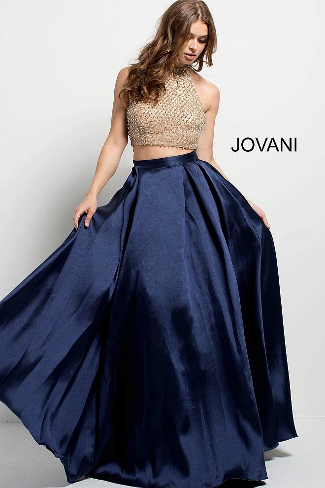 Luxusní šaty Jovani 46074