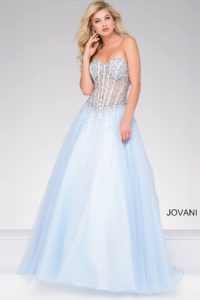 Plesové šaty Jovani 47131
