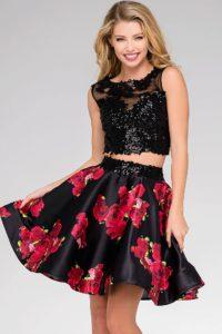 Maturitní šaty Jovani 47320
