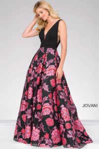 Plesové  šaty  skladem Jovani 49911