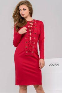 Koktejlové šaty Jovani 47505