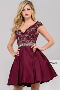Koktejlové šaty Jovani 47660