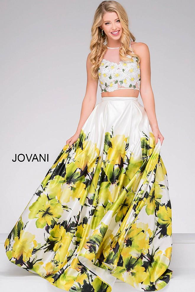 Plesové šaty Jovani 47691