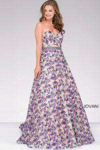 Plesové šaty Jovani 47740