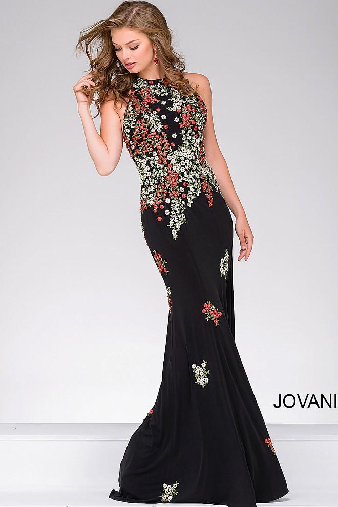 Plesové šaty Jovani 48104