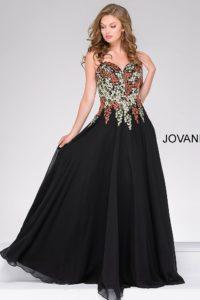 Plesové šaty Jovani 48108