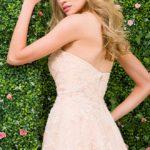 Luxusní šaty Jovani 48277 foto 3