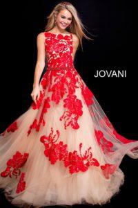 Plesové šaty Jovani 48320