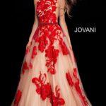 Plesové šaty Jovani 48320 foto 2