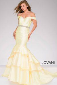 Plesové šaty Jovani 48609